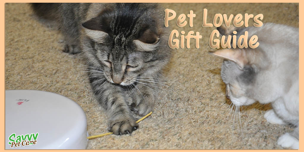 Looking for a gift for a favorite pet or pet parent? I've compiled some of my favorite products in this pet lovers gift guide to give you some ideas.