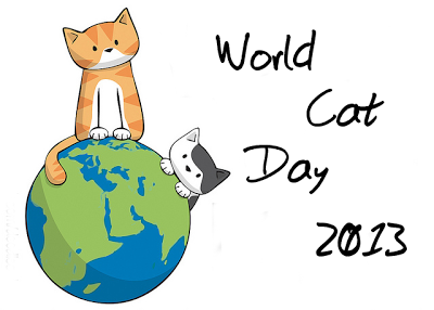 It's World Cat Day | Romeo The Cat - Funny Cats with a Cause