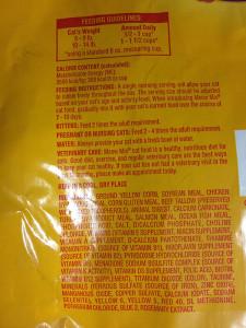 Dangers of Dry Food - Part 1 - Ingredients - Savvy Pet Care