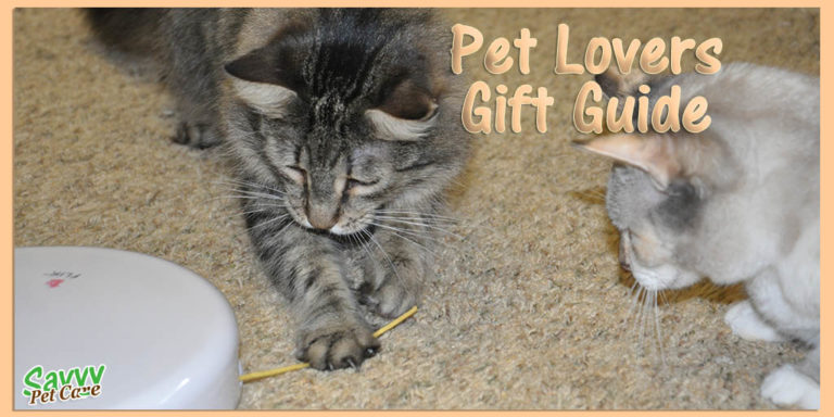 Gift Guide for Pets and Pet Lovers